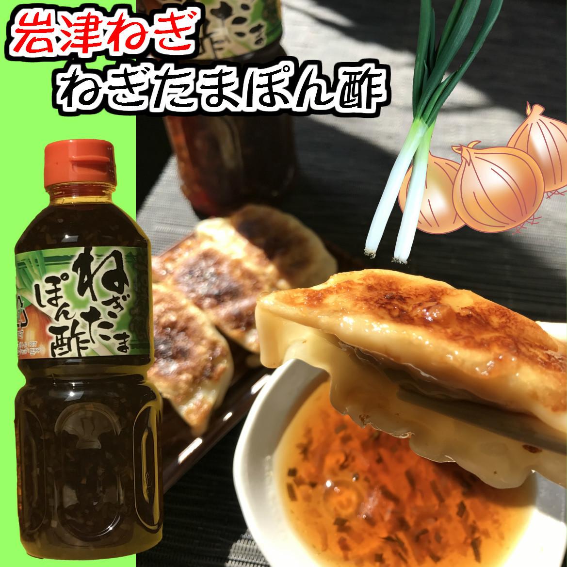 岩津葱ねぎたまぽん酢