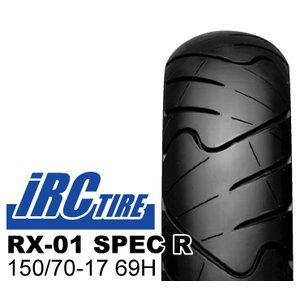 【即発送可能】 IRC タイヤ オンロード RX-01 SPEC-R IRC 150/70-17 リア 150/70-17 オンロード スポーツ, 家具のわくわくランド:5a653beb --- abizad.eu.org