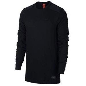 【売り切り御免!】 ナイキ メンズ ロンT Nike AF1 Long Sleeve Top 長袖 エアフォース Black/Black/Black, フェアリーベル 24ec4319