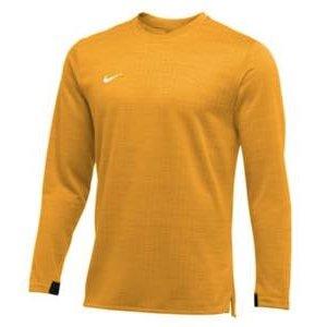 最新発見 ナイキ メンズ ロンT Nike Team Authentic Modern Therma L/S Top ロングスリーブ Tシャツ Sundown/White, LAUSS fd79727a