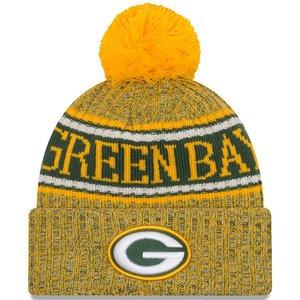 """人気提案 ニューエラ 帽子 メンズ Knit ニット帽 """"Green Weather Bay Packers"""" New Era NFL 2018 Sideline Cold Weather Reverse Sport Knit Hat 帽子 Gold【買い付けNOW】12/12より注文順に発送開始予定 送料無料, GUTS CHROME:ae3639af --- ancestralgrill.eu.org"""