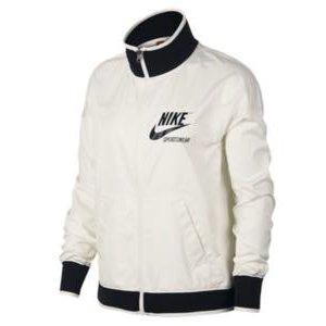 最新最全の ナイキ ガールズ/レディース ジャケット Nike Archive Jacket ジャージ アウター Sail/Black, 上島町 27ab9ed6