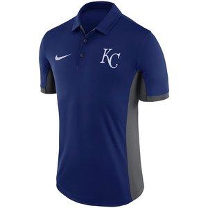 """最新作 ナイキ 半袖 メンズ ポロシャツ Nike """"Kansas City Royals"""""""