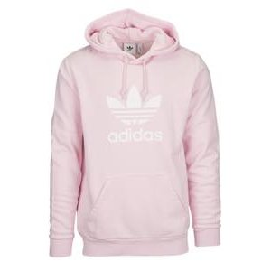 最新入荷 アディダス オリジナルス メンズ パーカー adidas Originals Trefoil P/O Hoodie フーディー プルオーバー Clear Pink, バッグと財布のサンディブラウン bf0a9650
