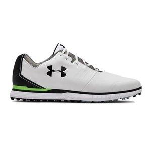世界の アンダーアーマー メンズ Under Under Armour Showdown Golf SL Golf SL Shoes ゴルフシューズ White/Black スパイクレス【アメリカ買付】【送料無料】, ファクトリーダイレクトJAPAN:60a4b2cc --- extremeti.com