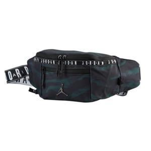 【国内在庫】 ジョーダン メンズ ボディバッグ Jordan Taping Crossbody Bag ショルダーバッグ ウエストポーチ Black/Olive Tiger Camo, MEGAコンビニ 42190984