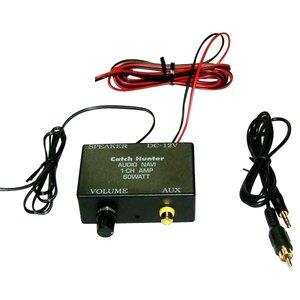 【大注目】 Catch Hunter Catch 1CH オーディオ・ナビ MAX60W Hunter 1CH・RCA~3.5mm変換コード付 AMP-1060 ポイント消化【メーカー直送、期日指定、ギフト包装、返品、ご注文後在庫在庫時に欠品の場合、納品遅れやキャンセルが発生します。】 バイク用に最適!1CHオーディオ・ナビ!, レザーアクセサリーJAJABOON:6ea53b51 --- superlite.com.vn