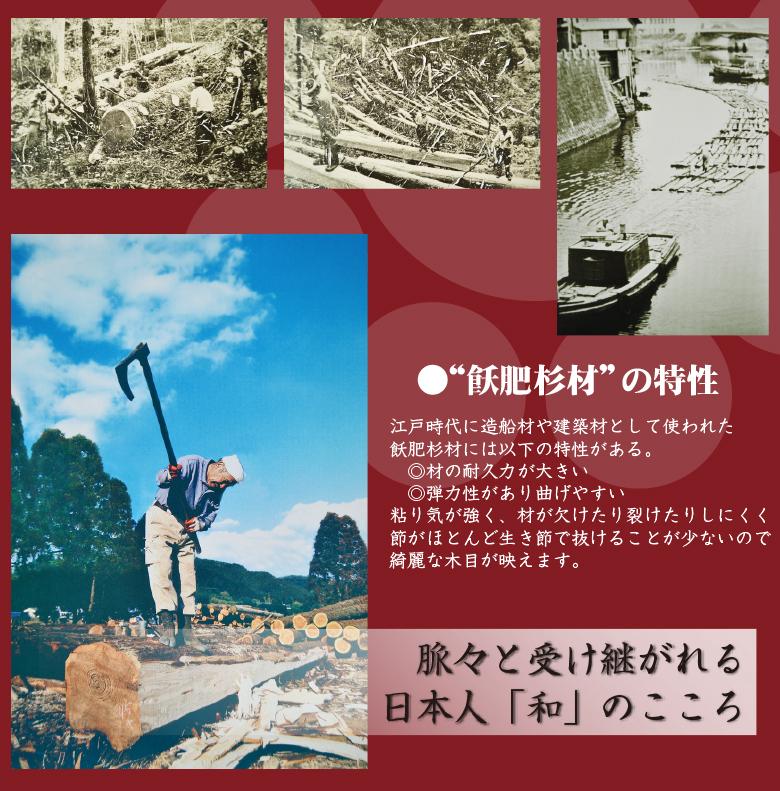 飫肥杉の歴史