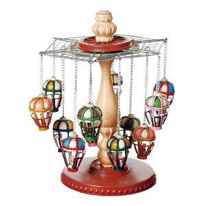 贅沢品 ブリキのおもちゃ(merry-go-round) 27625 お部屋のインテリアにピッタリです!, 八雲町:54cdc500 --- affiliatehacking.eu.org