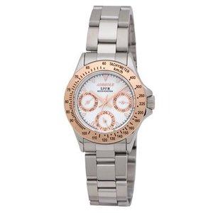 【国内発送】 AUREOLE(オレオール) S.P.F.W S.P.F.W レディース腕時計 SW-581L-5 オレオールの腕時計。, a-plus:af9720c7 --- ancestralgrill.eu.org