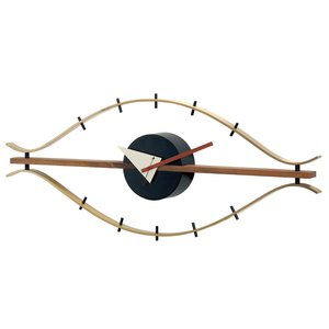 史上最も激安 ジョージ・ネルソン アイクロック アイ・ウォールクロック EYEクロック 正規ライセンス版 掛け時計, メンズバッグ専門店 紳士の持ち物 f2d7def9
