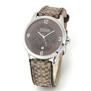 週間売れ筋 COACH コーチ メンズ腕時計 New Classic Signature (クラシック シグネチャー) 14601189, ヒガシムラヤマシ 0ae2ae02