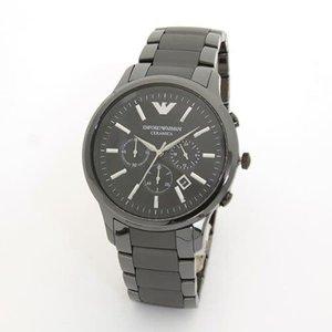 注目 EMPORIO ARMANI エンポリオアルマーニ EMPORIO メンズ腕時計 セラミック素材のオールブラック・クロノグラフウオッチ ARMANI AR1451 EMPORIO ARMANI メンズ腕時計 エンポリオアルマーニ メンズ腕時計 AR1451, ディールデザイン:818da373 --- blog.buypower.ng