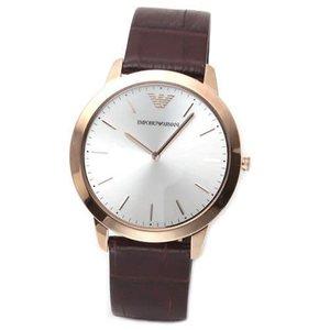 2019公式店舗 EMPORIO ARMANI ARMANI エンポリオアルマーニ メンズ腕時計 シンプルでスタイリッシュ。使いやすい薄型ケース。メンズ・レザーストラップ・ウオッチ AR1743 EMPORIO ARMANI エンポリオアルマーニ メンズ腕時計 AR1743, ma-ma:bc7ffb3a --- blog.buypower.ng