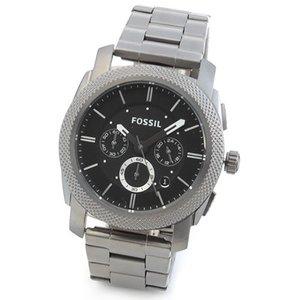 値引 FOSSIL フォッシル メンズ腕時計 ミリタリーテイスト フォッシル オールガンメタルカラー クロノグラフ FS4662 FOSSIL オールガンメタルカラー メンズ腕時計 フォッシル メンズ腕時計 FS4662, まいどDIY:c936e7ee --- mashyaneh.org