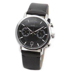 見事な創造力 MARC BY MARC JACOBS マークバイマークジェイコブス メンズ腕時計 クラシカルテイストのスタイリッシュなクロノグラフウオッチ MBM5074, ジュエリー チョコ*フィオーレ 616af75a
