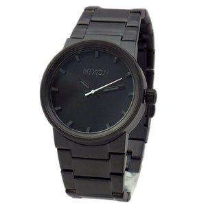 カウくる NIXON ニクソン メンズ腕時計 CANNON ニクソン キャノン メンズ腕時計 オールブラック メンズウォッチ CANNON 男性用 A160001 A160-001 NIXON ニクソン THE CANNON メンズ腕時計 A160001, LOOKIT オフィス家具 インテリア:3188348a --- affiliatehacking.eu.org