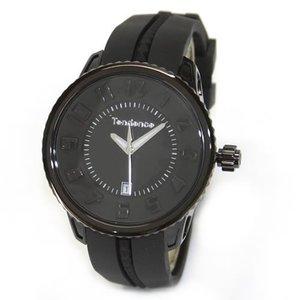春新作の Tendence テンデンス メンズ腕時計 Tendence Gulliver テンデンス ブラック Medium (ミディアム ラウンドガリバー) ブラック 02093016 Tendence テンデンス メンズ腕時計 02093016, 印傳の池田屋 甲州印伝の店:7e58d1de --- frmksale.biz