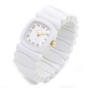 殿堂 Time Time Will Tell タイムウィルテル(タイムウイルテル) 腕時計 Solid Colors 腕時計【ホワイト系 Solid】 バングル・ブレス・ウオッチ Solid-WHG Time Will Tell タイムウィルテル レディース腕時計 Solid Colors, ヤマカワマチ:f83412b7 --- abizad.eu.org