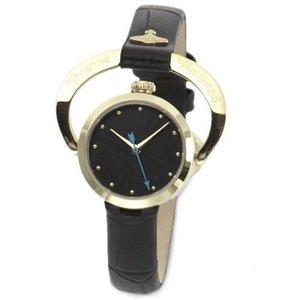 【一部予約販売】 Vivienne Westwood ヴィヴィアンウエストウッド レディース腕時計 VV082BKBK, WELLNESS Station 4ce3e5d5