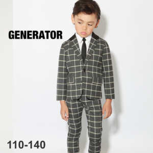 5149d683d0865 スーツ 男の子 入学式 送料無料 進学祝い GENERATO... 子供服 arbre ポンパレモール