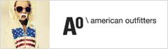 AmericanOutfitters(アメリカンアウトフィッターズ)