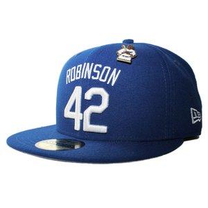 最新発見 ニューエラ [ レディース ベースボールキャップ 帽子 NEW ERA 59fifty メンズ bl レディース MLB ブルックリン ドジャース 7-8 [ bl ] MLB COOPERSTOWN JACKIE ROBINSON, SUPREME SURF&OUTDOORS:b39e4586 --- pyme.pe
