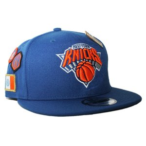 2019超人気 ニューエラ スナップバックキャップ 帽子 [ NEW ERA 9fifty メンズ レディース ニューヨーク NBA NEW ニューヨーク ニックス フリーサイズ [ bl ] 2018 NBA DRAFT SNAPBACK, 優遊ゆう:d1cd64f5 --- affiliatehacking.eu.org