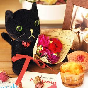 黒猫ラブリー