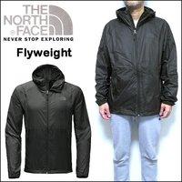 6a8aeaa8dcf8 ノースフェイス ジャケット メンズ THE NORTH FACE FLYWEIGHT HOODIE 薄手 ウィンドブレーカー 18新作