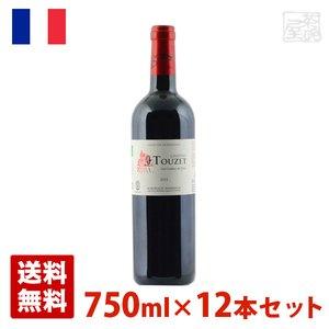 【お気に入り】 シャトー・トゥゼ 750ml 12本セット 赤ワイン フランス 送料無料, colettecolette コレットコレット 7ea85b39