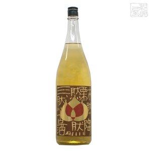 小鼓 樽詰栗焼酎 三然古酒