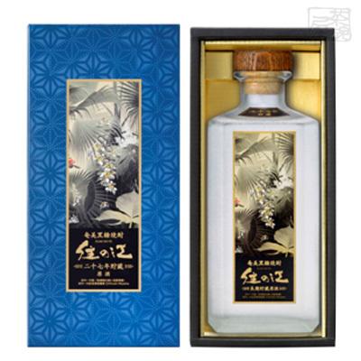 奄美黒糖焼酎 住の江 原酒 二十七年貯蔵 720ml 37度