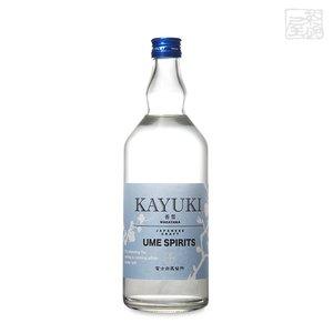 和製スピリッツ 香雪 KAYUKI 45度 700ml