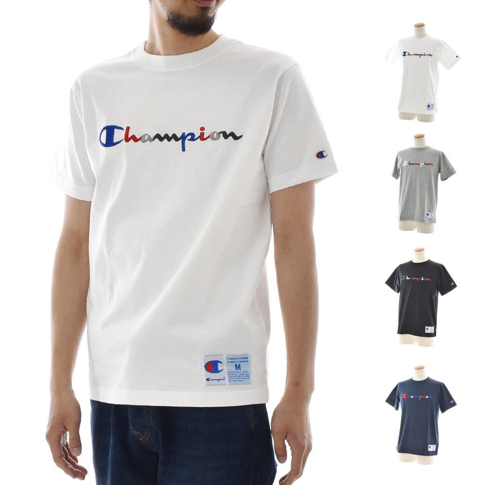 チャンピオン champion tシャツ ベーシックロゴ カ レイダース