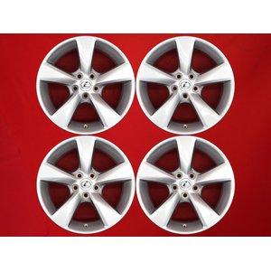 新しいスタイル 《18インチ》 ホイール4本セット[ホイール] 《18インチ》【】-レクサスRX350純正5本スポーク ホイール [w4] A50206125 A050206125 アルミニウム, 中商株:f7a1203d --- extremeti.com