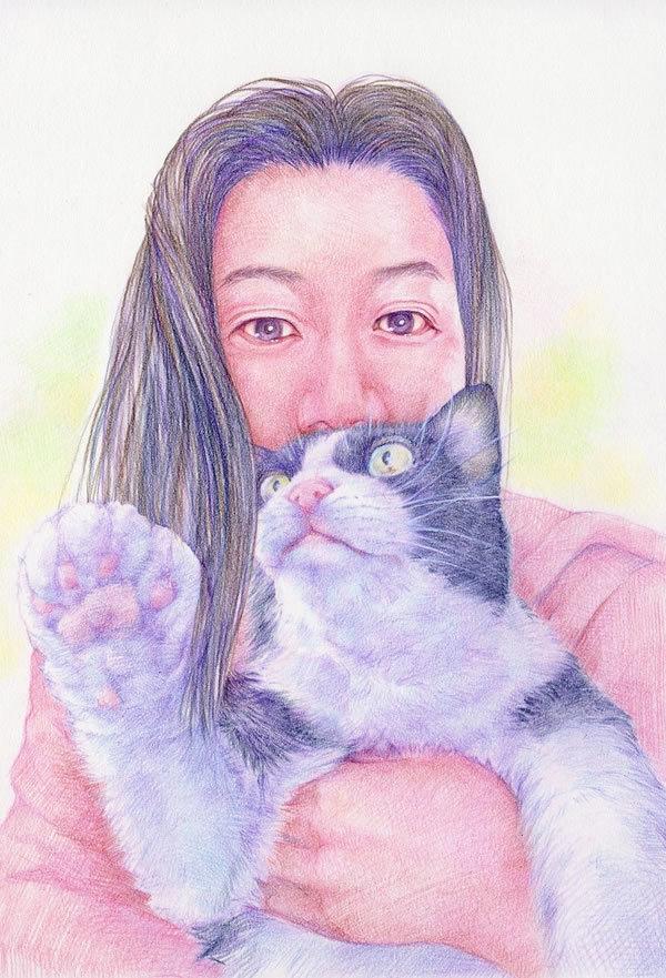 写実絵画21