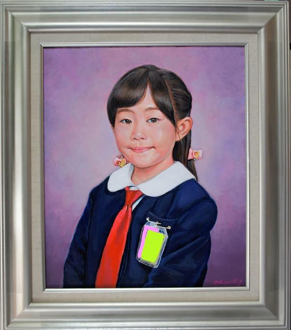 肖像画12