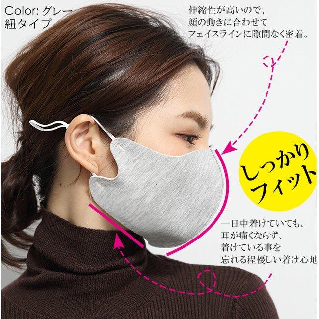 息 が し やすい マスク 小さめ
