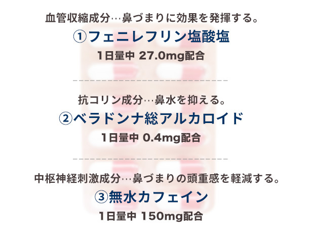 ビタトレール 鼻炎S