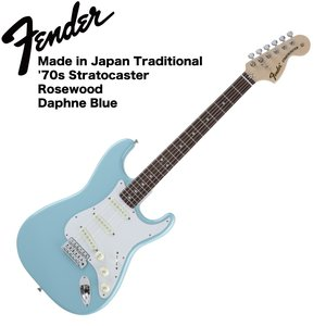 Fender Made in Japan Traditional '70s Stratocaster SNB エレキギター