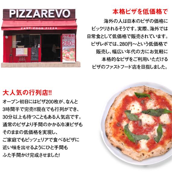 日本のピザは高い?