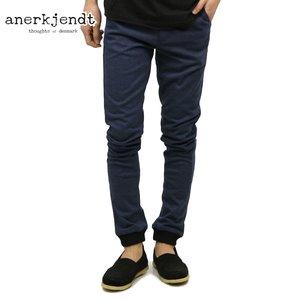 アナケット ANERKJENDT 正規販売店 メンズ コットンパンツ チノ BING PANTS 9515602 Blue Nights