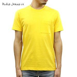 華麗 ヌーディージーンズ Tシャツ 正規販売店 C31 Nudie Jeans 半袖Tシャツ Jeans Tシャツ ポケットTシャツ KURT WORKER TEE SUN YELLOW C31 131532 商品合計10000円(税別)以上購入で送料無料! 即日発送 A62B B1C C1D D1E E12F, カキノキムラ:c7519c58 --- rise-of-the-knights.de