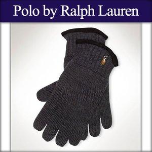 適切な価格 ポロ RALPH ラルフローレン POLO ポロ RALPH LAUREN POLO 正規品 手袋 Classic Merino Gloves CHARCOAL A05B B1C C3D D0E E02F, ヤマガタムラ:f29c884a --- abizad.eu.org