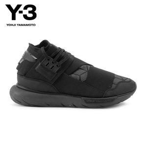 新発売の ワイスリー Y-3 正規品 メンズ スニーカー Y-3 QASA HIGH S82123 CORE BLACK/UTILITY BLACK/CORE BLACK, 金沢の味「佃の佃煮」 804bbef7