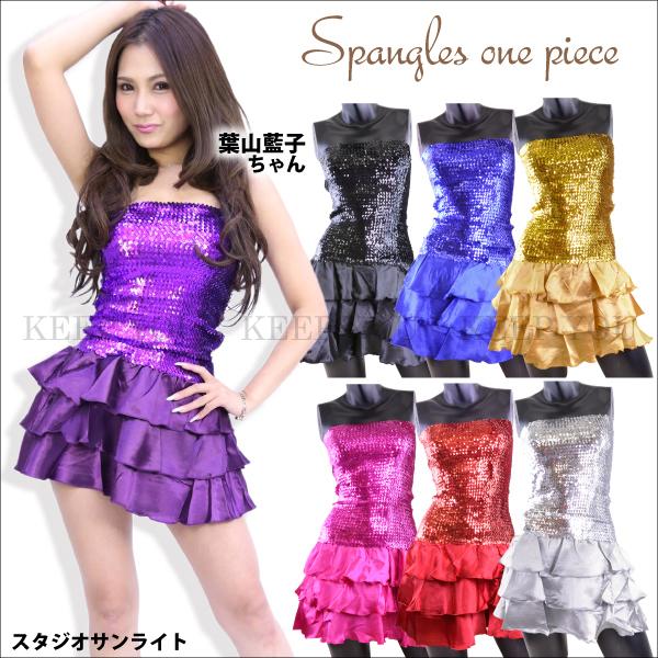 a429668f08607 スパンコールベアワンピ ダンス 衣装 ドレス キャバドレス ...|KEEP YOU ポンパレモール