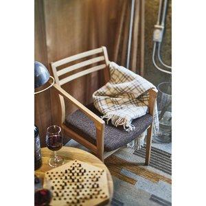 100%本物保証! 【】【北海道・沖縄・離島配送】アームチェア ダイニングチェア 椅子 いす 天然木 ウォルナット 日本製 東谷 JPC-124WAL, まめぞう 99de3aea