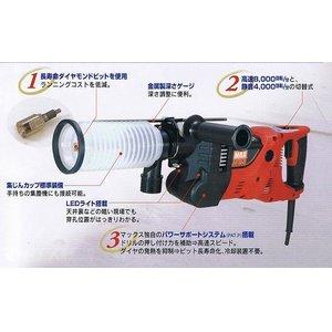 格安 マックス DS-181D 交流式乾式静音ドリル AC100V ビット別売 新品 DS181D MAX, mto bc7f9911