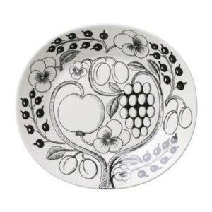 31c71b99345a Arabia ポンパレモール ポンパレ アラビア セール ブラック パラティッシ Paratiisi Black オーバルプレート(皿) 25cm